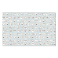 Fringe Studio™ Doogle Dog Pet Mat in Blue