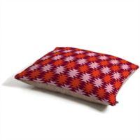 Deny Designs Holli Zollinger Hobo Pet Bed in Red/Pink
