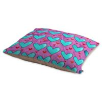 Deny Designs Isa Zapata Love Butterfly Pet Bed in Purple