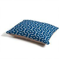 Deny Designs Holli Zollinger Denim Picket Pet Bed