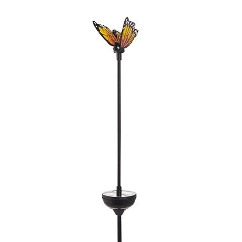 Solar Butterfly Garden Stake
