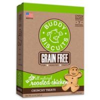 Buddy Biscuits® Grain Crunchy Dog Treat with Roasted Chicken