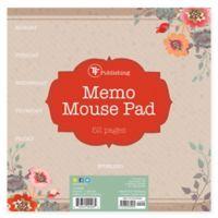 TF Publishing Kraft Garden Memo Mouse Pad