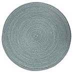 Martini Round Placemat in Sea