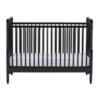Little Seeds Rowan Valley Linden Crib in Black