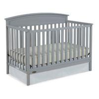 Graco® Benton 4-in-1 Convertible Crib in Pebble Grey
