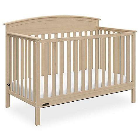 Graco 174 Benton 4 In 1 Convertible Crib In Driftwood