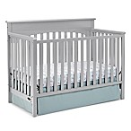 Graco® Lauren 4-in-1 Convertible Crib in Pebble Grey