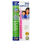 Baby Buddy® Brilliant!® Baby Toothbrush in Pink