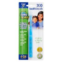 Baby Buddy 360 Step 1 Soft Toothbrush in Blue