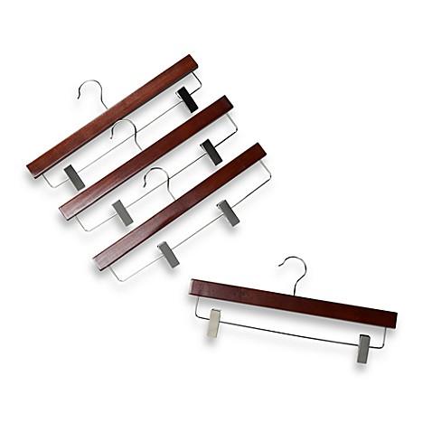 Wood Skirt Hanger 104