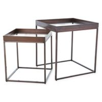 Studio A Home Perfect Nesting Tables in Bronze (Set of 2)