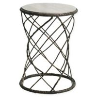 Studio A Home Tango Accent Table in Bronze
