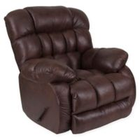 Flash Furniture Breathable Comfort Rocker Recliner in Chocolate