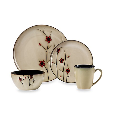 Gourmet Basics By Mikasa Harlow 16-Piece Dinnerware Set  sc 1 st  Bed Bath u0026 Beyond & Gourmet Basics By Mikasa Harlow 16-Piece Dinnerware Set - Bed Bath ...