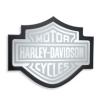 Harley-Davidson Bar and Shield Mirror