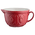 Mason Cash® 1.06 qt. Batter Bowl in Red