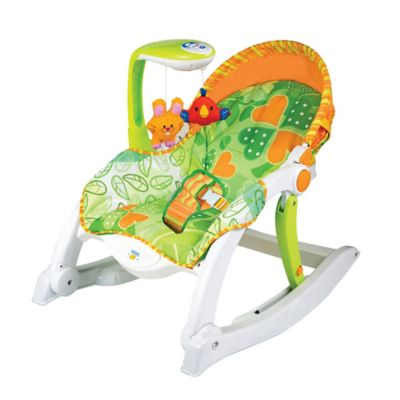 Winfun Grow With Me Rocking Chair   From BSensible Baby