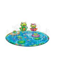 Banzai Froggy Pond Splash Mat
