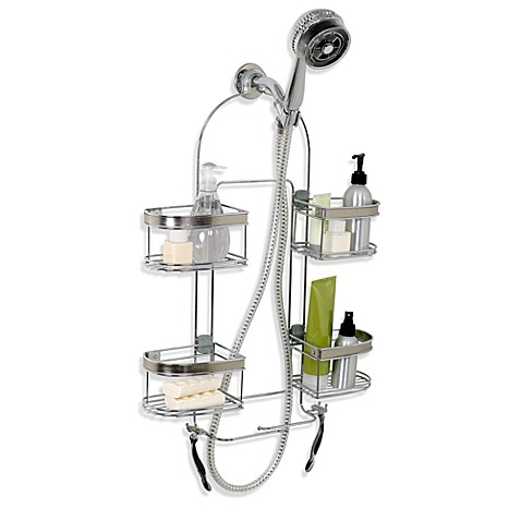 Buy Expandable Shower Caddy From Bed Bath Amp Beyond
