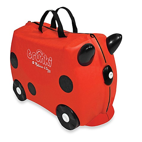 Melissa & Doug® Trunki in Ruby Red