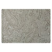 Waterford® Linens Esmerelda Placemats in Taupe (Set of 4)