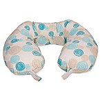 Leachco® Best Nest™ Nursing Pillow in Petal Rounds Teal