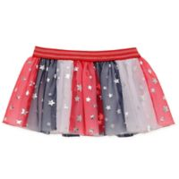 Baby Starters® Size 3M Star-Spangled Tutu in Red/White/Blue