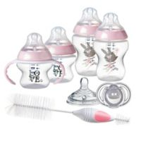 Tommee Tippee Closer to Nature Newborn Starter Set in Pink