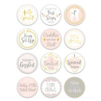 The Peanutshell® Baby Firsts Milestone Stickers