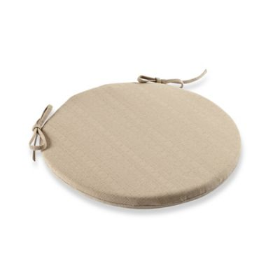 Medford Outdoor Bistro Chair Cushion In Flax