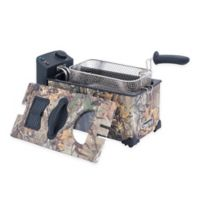 Magic Chef® Realtree Xtra Camouflage 3 liter Deep Fryer