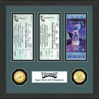 NFL Philadelphia Eagles Super Bowl 52 Ticket Collection