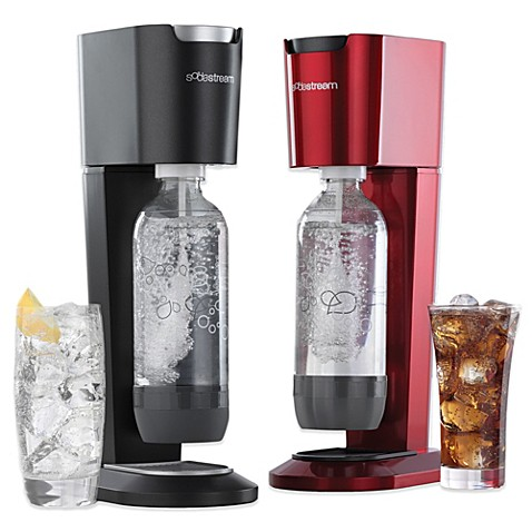 sodastream genesis soda maker bed bath beyond. Black Bedroom Furniture Sets. Home Design Ideas