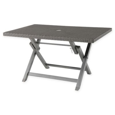 Buy All Weather Outdoor Dining Table From Bed Bath Beyond - All weather outdoor dining table