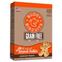 Buddy Biscuits® Grain Free Crunchy Treats with Peanut Butter