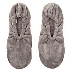 Wamsutta® One Size Ultra Plush Memory Foam Footie in Grey