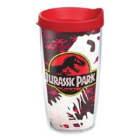 Tervis® Jurassic Park Red Camo 16 oz. Wrap Tumbler with Lid