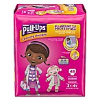 Pull-Ups® Learning Designs® 48-Count Disposable Girl's 3T-4T Training Pants