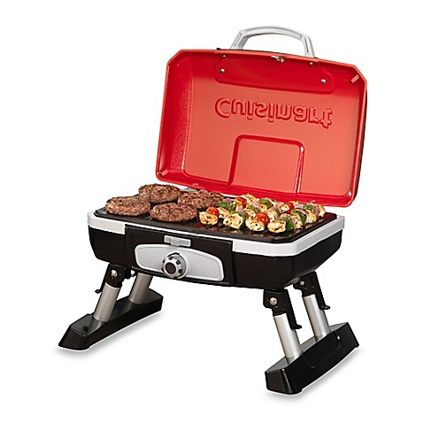Cuisinart 174 Petite Portable Tabletop Gas Grill Bed Bath