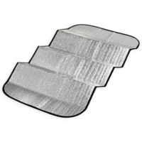 Parents Units Sun Shield Car Seat Cover in Silver