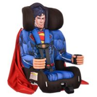 KidsEmbrace® DC Comics™ Superman Combination Booster Car Seat