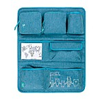 Lassig Wrap-to-Go About Friends Car Organizer in Mélange Blue