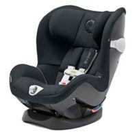 Cybex Sirona M Sensorsafe 2.0 Convertible Car Seat in Lavastone Black