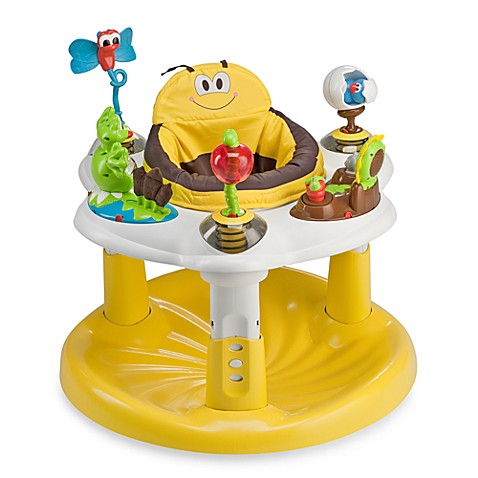 ExerSaucer® by Evenflo® Jump & Learn™ Active Learning Center in Bee