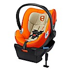 Cybex Platinum Aton Q Infant Car Seat in Autumn Gold