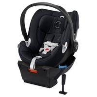 Cybex Platinum Aton Q Infant Car Seat in Stardust Black