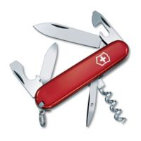 Victorinox Swiss Army Spartan 12-Function Knife in Red