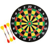 Hey! Play! Magnetic Dart Board Set