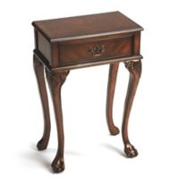 Butler Specialty Company Dumont Console Table in Medium Brown